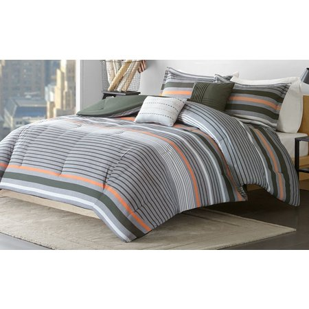 Intelligent Design Christopher Green Comforter Set