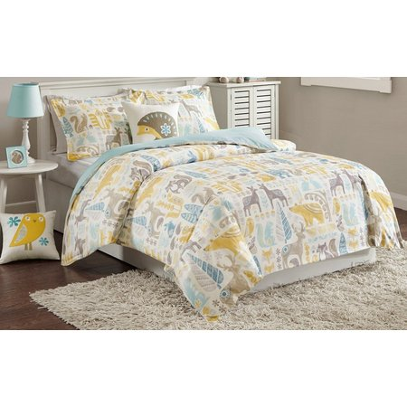 Ink & Ivy Woodland Comforter Set