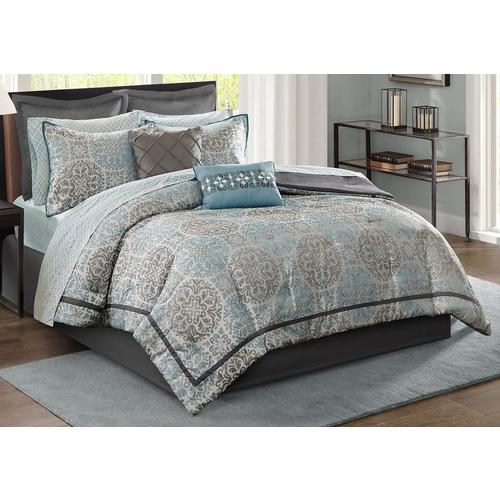 Madison Park Sharlotta 12 Pc Comforter Set Bealls Florida