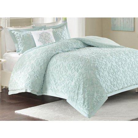 Madison Park Sabrina Blue 4-pc. Comforter Set