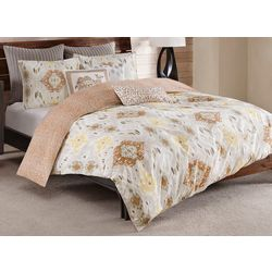Ink & Ivy Nia Spice 3-pc. Comforter Set