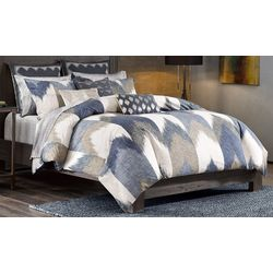 Ink & Ivy Alpine Navy 3-pc. Comforter Set
