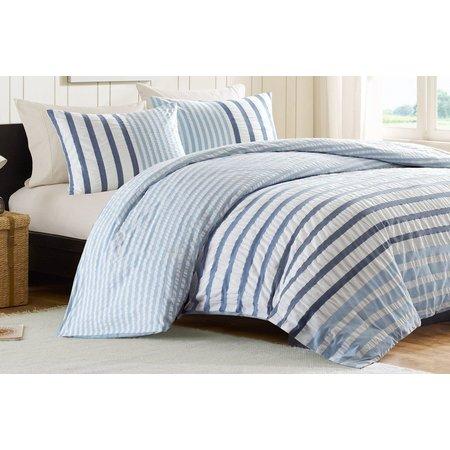 Ink & Ivy Sutton Blue Comforter Set