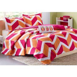 Mi Zone Billie Pink Comforter Set