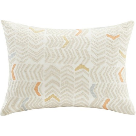 Ink & Ivy Lina Embroidered Decorative Pillow