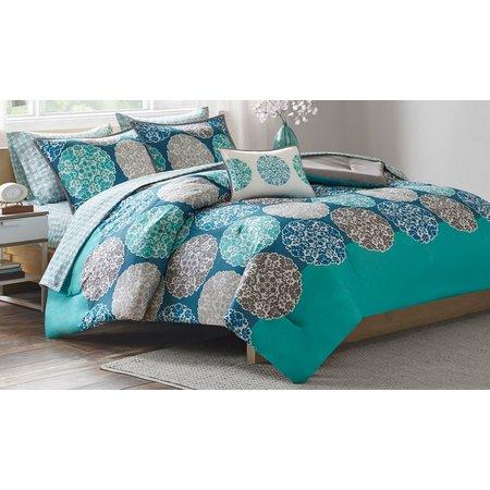 Itelligent Design Marissa Blue Comforter Set