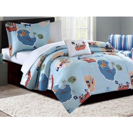 Mi Zone Kids Ahoy Matey Comforter Set