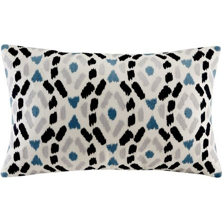 Ink & Ivy Auden Embroidered Decorative Pillow