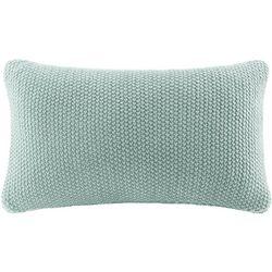 Ink & Ivy Bree Knit Oblong Decorative Pillow