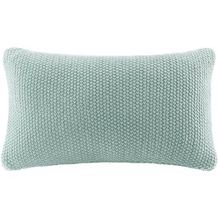 Ink & Ivy Bree Knit Oblong Decorative Pillow