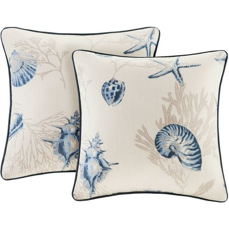 Madison Park Bayside 2-pc. Decorative Pillow Set