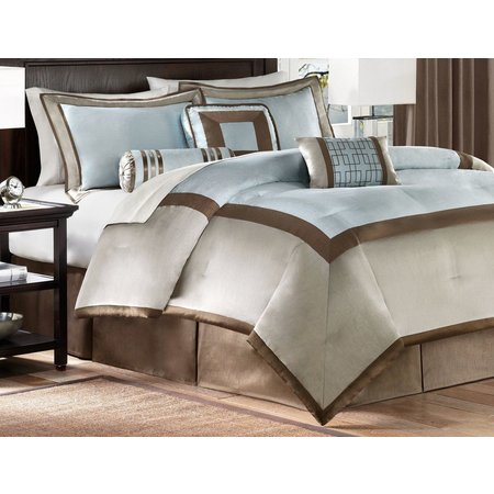 Madison Park Genevieve 7-pc. Comforter Set