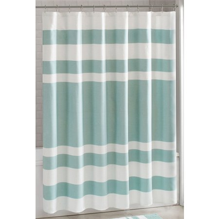 Madison Park Spa Waffle Shower Curtain