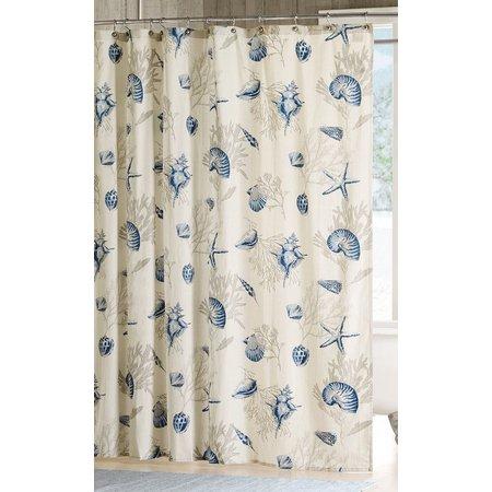 Madison Park Bayside Shower Curtain