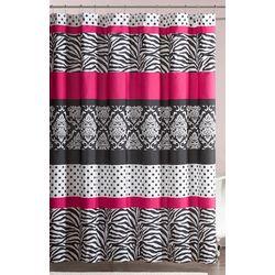Mi Zone Reagan Shower Curtain