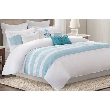 Echo Design Teal Crete Comforter Set