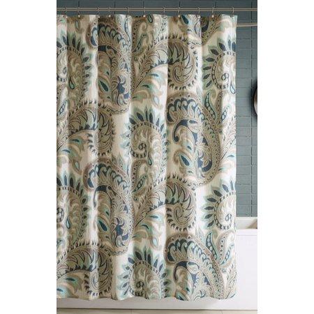 Ink & Ivy Mira Shower Curtain