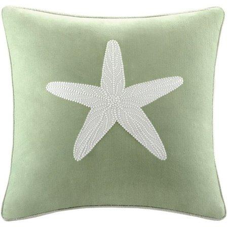 Harbor House Brisbane Starfish Decorative Pillow