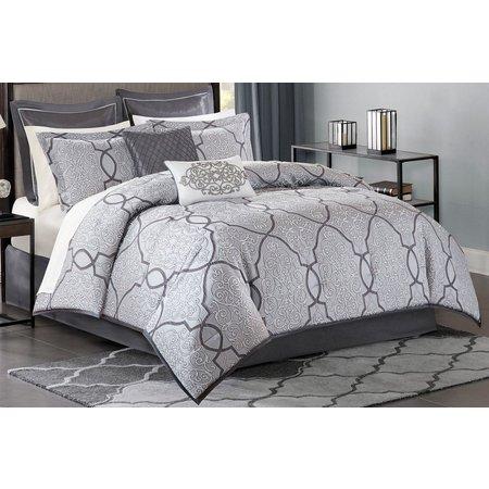 Madison Park Lavine 12-pc. Comforter Set
