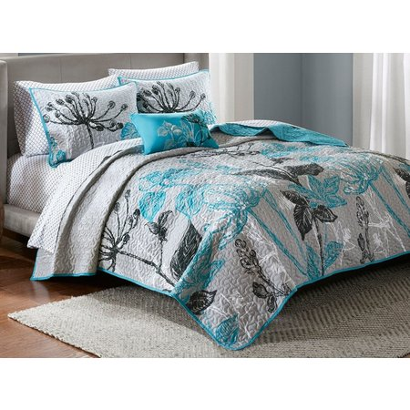 Madison Park Claremont Coverlet Set