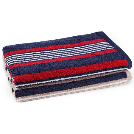 IZOD Racer Stripe Towel Collection