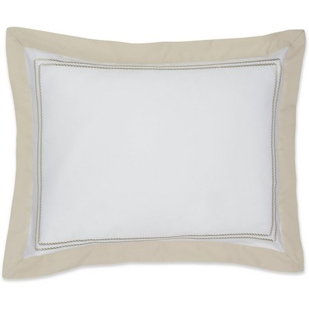 Southern Tide Maritime Sand Standard Pillow Sham