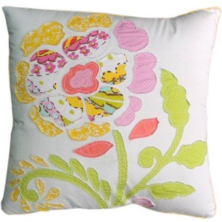 Dena Home Sun Beam Square Decorative Pillow