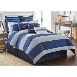 Southern Tide Dock Street Stripe Comforter Set
