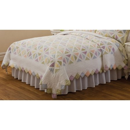 American Traditions Summer Porch Twin Quilt