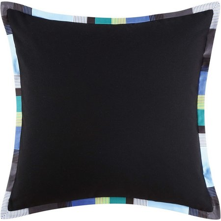 Christian Siriano Chic Stripe Canvas Euro Sham