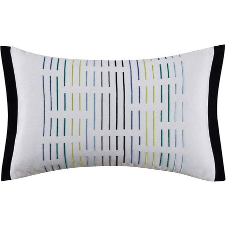 Christian Siriano Chic Stripe Decorative Pillow