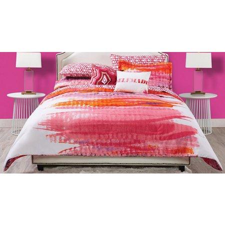 Oliver Gal Miami Sunrise Comforter Set