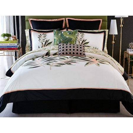 Christian Siriano Tropical 3-pc. Comforter Set