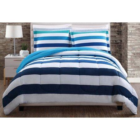 Style 212 Montauk Stripe Comforter Set