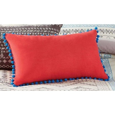 Antik Batik Margo Pom Pom Pillow