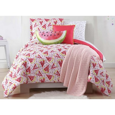 Laura Hart Kids Fruity Comforter Set