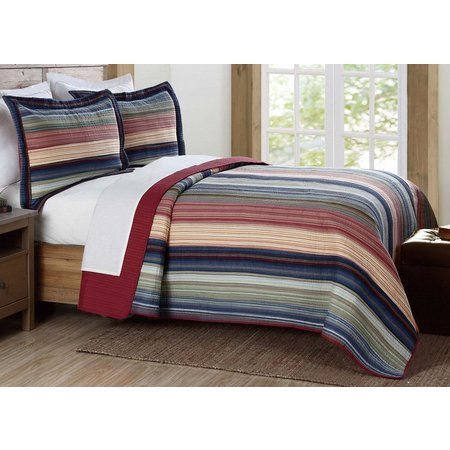Brooklyn Loom Coney Island Quilt Set