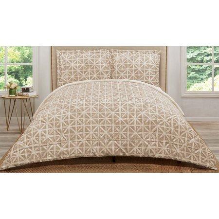 Truly Soft Golden Ivory Celine Comforter Set