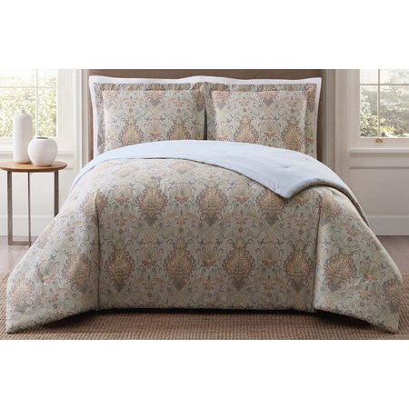 Style 212 Cambridge Ivory Comforter Set