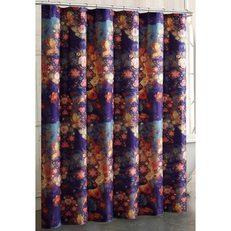 Tracy Porter Fleur Shower Curtain
