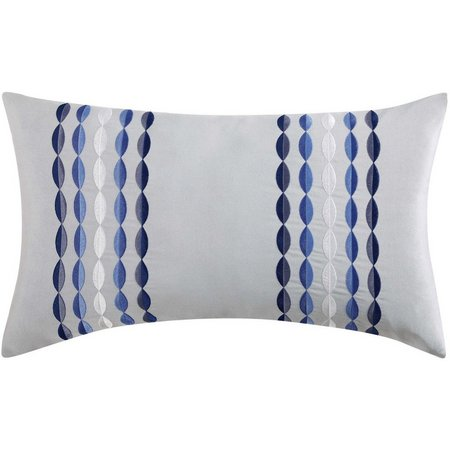 Charisma Home Alfresco Embroidered Pillow