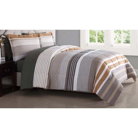 London Fog Abbington Neutral Comforter Set