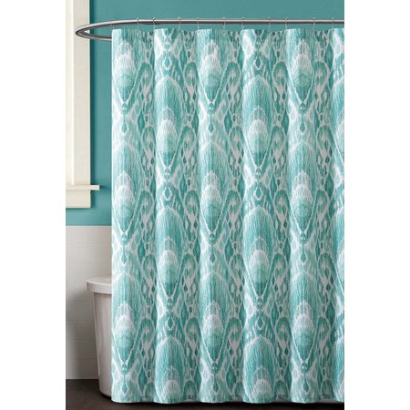 Christian Siriano Capri Shower Curtain