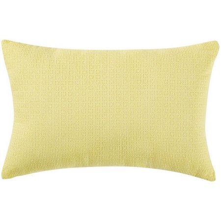 Christian Siriano Garden Bloom Embroidered Pillow