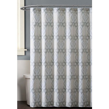 Christian Siriano Java Shower Curtain