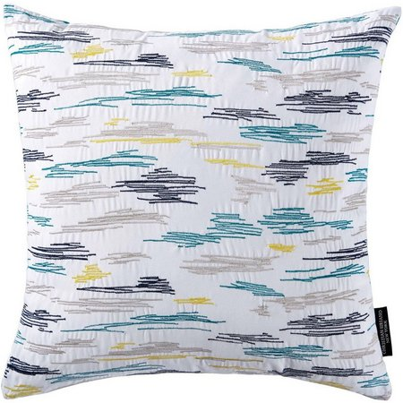 Christian Siriano Plume Square Pillow