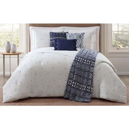 Jennifer Adams Towson 7-pc. Comforter Set