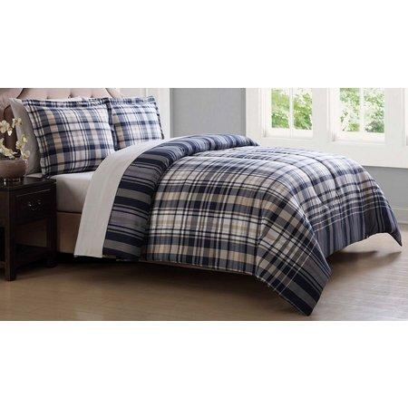 London Fog Cornwall Natural Comforter Set