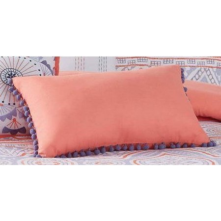 Antik Batik Jagga Pom Pom Pillow