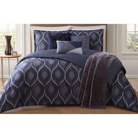 Jennifer Adams Basti 7-pc. Comforter Set
